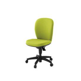 イトーキ 椅子 リエット チェアー 事務チェアー オフィスチェアー 事務椅子 ローバック 再生布地(GB) 肘なし ナイロン双輪キャスター付 KFS-740GB