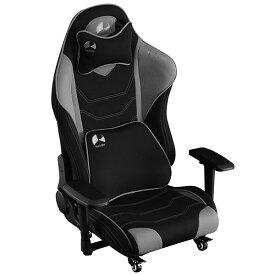 Bauhutte バウヒュッテ ゲーミングチェア ゲーミング座椅子 ハイバック フロアチェア GAMING FLOOR CHAIR ブラック色 GX-530-BK