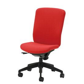 オフィスチェアー オフィスチェア 事務用椅子 QRチェア 肘なし ハイバック 布張り QRS-40