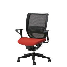 オフィスチェアー オフィスチェア 椅子 エスエフアール チェア SFR CHAIR ヘッド無 座クッション 固定肘 SFR-A65RB