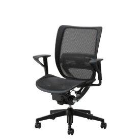 オフィスチェアー オフィスチェア 椅子 エスエフアール チェア SFR CHAIR ヘッド無 座メッシュ 固定肘 SFR-A75