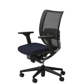 オフィスチェアー オフィスチェア 椅子 エスエフアール チェア SFR CHAIR ヘッド無 座クッション 3WAY可動肘 SFR-H65RB