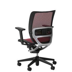 オフィスチェアー オフィスチェア 椅子 エスエフアール チェア SFR CHAIR ヘッド無 座メッシュ 3WAY可動肘 SFR-H75
