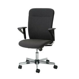 オフィスチェア 事務椅子 椅子 ルルティモ LuLutimo ハイバック 固定肘付き ロッキング任意固定機構 NS布張り LLS-MG8