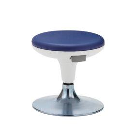 椅子スツール 回転椅子 患者用チェア メディカルチェア 円盤脚 ガス上下調節 TSS-W13BL