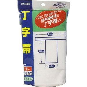 【送料無料】川本産業 カワモト T字帯 2枚入
