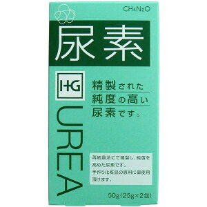 【メール便送料無料】大洋製薬 尿素 25g×2包入