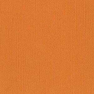 【American Crafts/アメリカンクラフト】 Bazzill Paper バジルペーパー 309009 アプリコット 1パック10枚入(4107942)