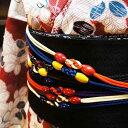 飾り紐 組紐 帯締め こだわりの17種類 浴衣に着物に可愛いラインナップです