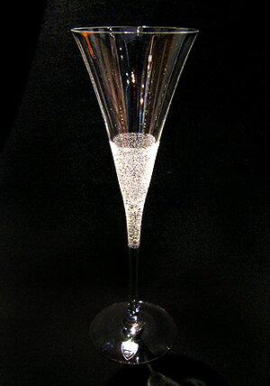 Orrefors Divine シャンパンフルート