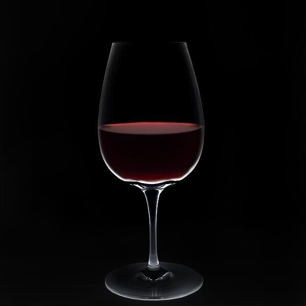樹ワイングラス ショート