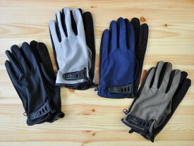 AXESQUIN - UVメッシュグローブ [ アクシーズクイン AG6704 UV Mesh Glove メンズ&レディース 登山・ハイキング UVカット 手袋 ]