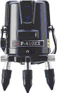 コンパクトレーザー墨出器P-410EX