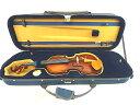 Quality バイオリンケース 3/4ブルー