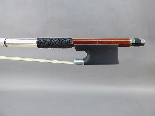 杉藤ビオラ弓 No.370 SUGITO VIOLA BOW No.370