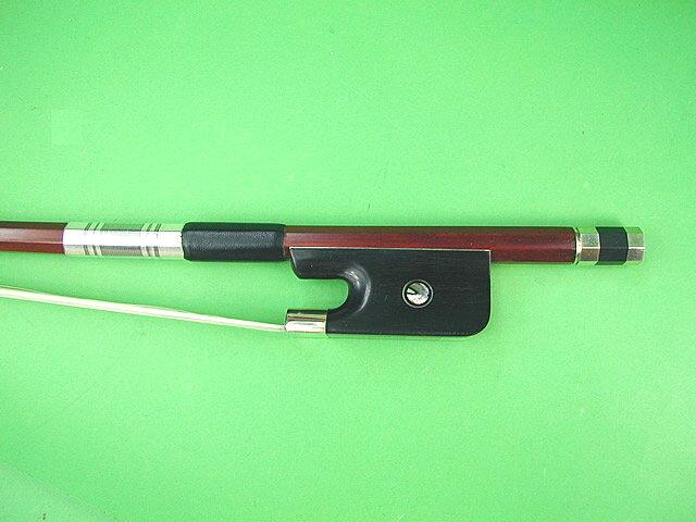 コントラバス弓 フレンチタイプ Standard French (Black-line)