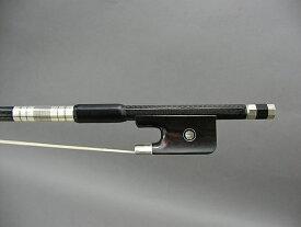 カーボンコントラバス弓 フレンチ チェッカー