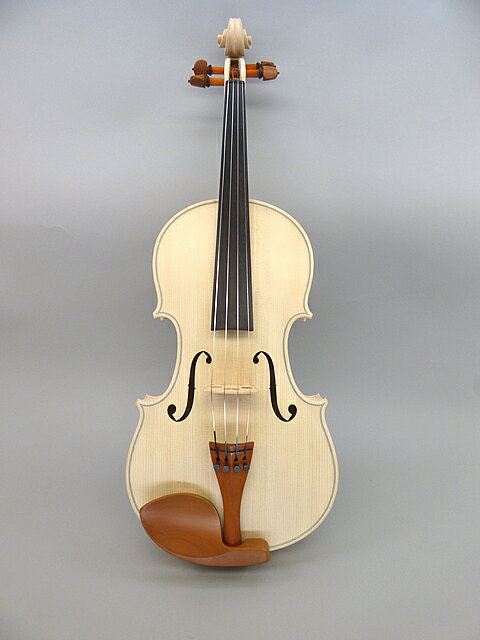 "Luthier Series White Viola 16"" 01"