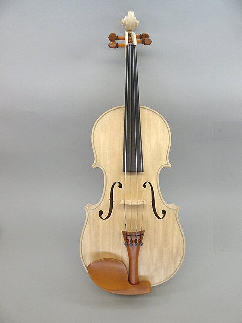 "Luthier Series White Viola 16.5"" Box"