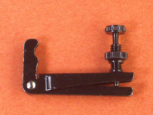 Wittner ビオラ用アジャスター 911-044 ブラック