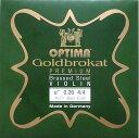 バイオリン弦 E線 ゴールドブラカット プレミアム ブラス/スチール OPTIMA Goldbrokat PREMIUM Brassed Steel Violi...
