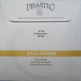 バス・ガンバ弦 C4 PIRASTRO BASS-GAMBE C4