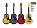 ミニアコースティックギターW50 各色