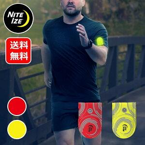 【メール便送料無料】ランニング ジョギング 自転車 夜間 防犯 充電 ナイトアイズ タグリット マグネットLEDマーカー リチャージャブル 全2色 NI59087 NI59088【日本正規品】