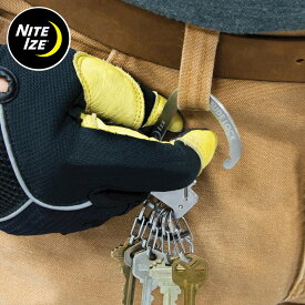 【追跡可能メール便対応可(ポスト投函)】NITEIZE ナイトアイズ スライドロック キーロッカー【日本正規品】