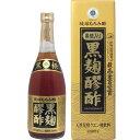 琉球もろみ酢 黒麹醪酢(黒糖タイプ) 720mL