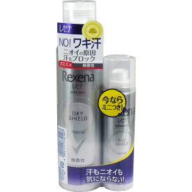 レセナ ドライシールドパウダースプレー 無香性 135g+(おまけ45g付き)