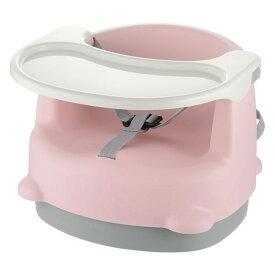 リッチェル 2WAYごきげんチェアK 抗菌加工 ピンク