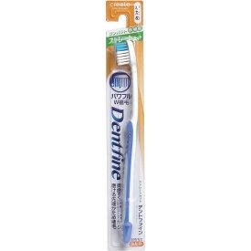 デントファイン ラバーグリップ ストレートカット 歯ブラシ かため 1本