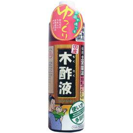 日本漢方研究所 純粋木酢液 550CC