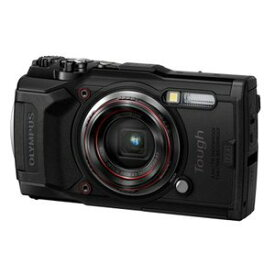 OLYMPUS オリンパス コンパクトデジタルカメラ Tough TG-6 ブラック