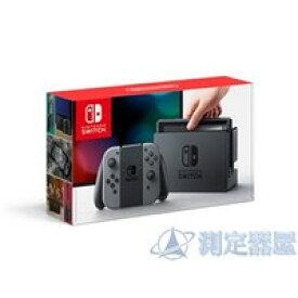 【個数制限無・大量購入受付中】【送料無料 代引可 平日15時・土曜14時まで当日発送】Nintendo Switch ニンテンドー スイッチ 本体 Joy-Con (L) / (R) グレー 任天堂 【ラッピング対応可】