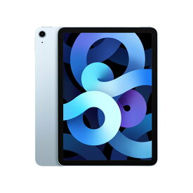 【新品未開封/保証未開始】iPad Air 10.9インチ 第4世代 2020 Wi-Fiモデル スカイブルー 64GB MYFQ2J/A[ラッピング可]