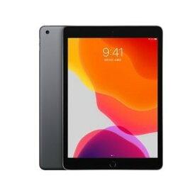 2019年秋モデル Apple アップル iPad 10.2インチ Wi-Fi 128GB MW772J/A スペースグレイ [ラッピング対応不可]