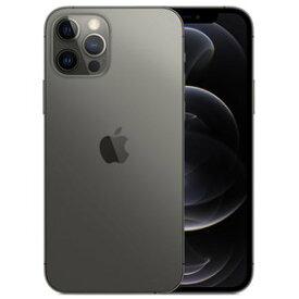 【新品未開封/保証未開始】iPhone12 Pro 128GB グラファイト MGM53J/A Apple スマートフォン アイフォン スマホ