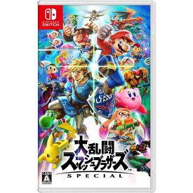 Nintendo switch ソフト 大乱闘スマッシュブラザーズ SPECIAL ニンテンドー スイッチ 任天堂 スマブラ ゲーム ゆうパケット発送 [ラッピング不可]