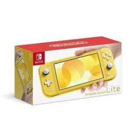 Nintendo Switch Lite ニンテンドースイッチライト YELLOW イエロー 本体 任天堂 [ラッピング対応可]