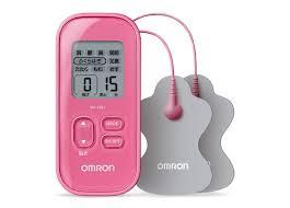 【三万円以上で送料無料 代引可 15時まで当日発送】オムロン OMRON低周波治療器 HV-F021-PK ピンク[HVF021PK]