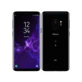 【全国送料無料 代引可 平日15時・土曜14時までご注文で当日発】Galaxy S9 SCV38 [ミッドナイト ブラック] SIMロック解除済 au 白ロム サムスン(SAMSUNG)【ラッピング対応可】