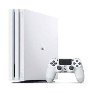 【送料無料 代引可 平日15時・土曜14時まで当日発送】PlayStation4 Pro (プレイステーション4 プロ) グレイシャー・ホワイト 1TB [ゲーム機本体] [PS4 Pro] [CUH-7200BB02]