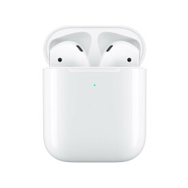 【全国送料無料 平日15時・土曜14時まで当日発送】Apple AirPods with Wireless Charging Case MRXJ2J/A【ラッピング対応可】
