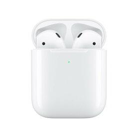 【個数制限無・大量購入受付中】【全国送料無料 代引可 平日15時・土曜14時まで当日発送】Apple AirPods with Wireless Charging Case MRXJ2J/A【ラッピング対応可】