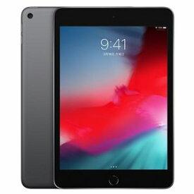 【全国送料無料 代引可 平日15時・土曜14時まで当日発送】Apple iPad mini 7.9インチ 第5世代 Wi-Fi 64GB 2019年春モデル MUQW2J/A(スペースグレイ)【ラッピング対応可】