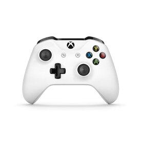 【最大500円OFFクーポン配布中】マイクロソフト Microsoft【純正】Xbox One ワイヤレスコントローラー ホワイト【XboxOne】【ラッピング対応可】