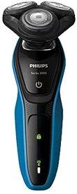 フィリップス PHILIPS 5000シリーズ S5060/05 メンズ 電気シェーバー 3枚刃 回転 男性 髭剃り 海外対応 低負担 [ラッピング対応可]