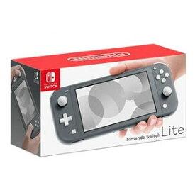 Nintendo Switch Lite GRAY グレー ニンテンドースイッチ 本体 任天堂 [ラッピング対応可]